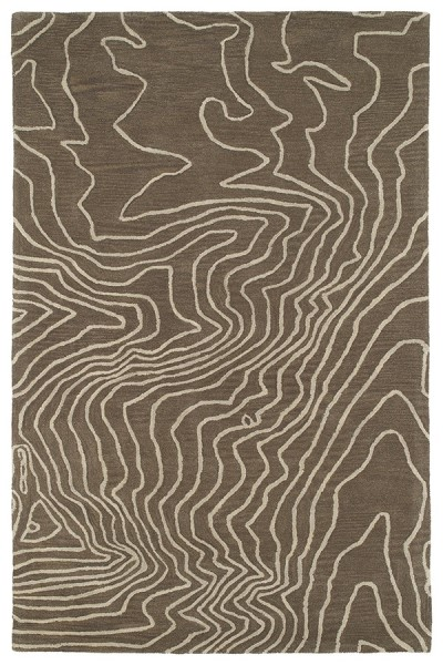 Taupe (27) Contemporary / Modern Area Rug