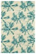 Product Image of Turquoise (78) Contemporary / Modern Area Rug