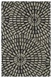 Product Image of Contemporary / Modern Black (02) Area Rug