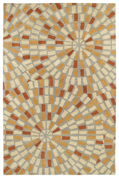 Beige (03) Contemporary / Modern Area Rug