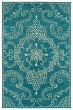 Product Image of Transitional Teal (91) Area Rug