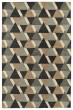 Product Image of Geometric Charcoal (38) Area Rug