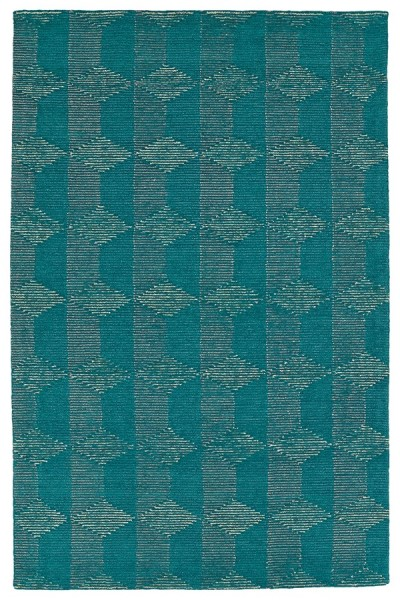 Teal, Mushroom, Linen, Light Brown (91) Transitional Area Rug