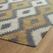 Product Image of Camel, Steel, Charcoal, Linen (43) Southwestern / Lodge Area Rug