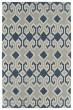 Product Image of Southwestern / Lodge Denim, Linen, Silver (10) Area Rug