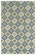 Product Image of Geometric Denim, Ivory, Dark Taupe, Shale Grey (10) Area Rug