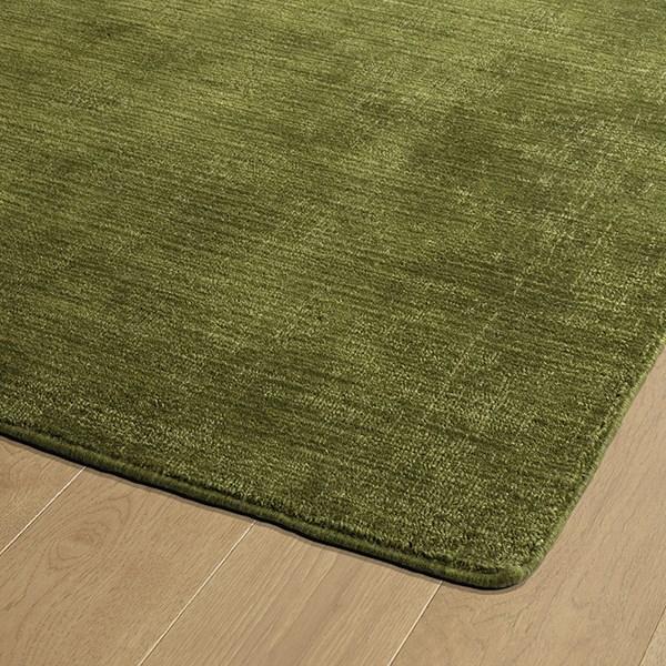 Fern, Olive (15) Outdoor / Indoor Area Rug