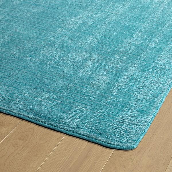 Spa, Turquoise (56) Outdoor / Indoor Area Rug