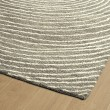 Product Image of Grey, Charcoal, Graphite, Linen (75) Contemporary / Modern Area Rug