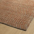 Product Image of Paprika, Graphite, Light Grey (53) Transitional Area Rug