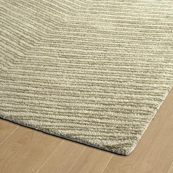 Green, Linen, Light Grey, Sage (50) Transitional Area Rug