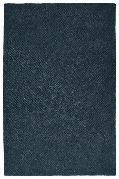 Indigo, Denim (10) Solid Area Rug