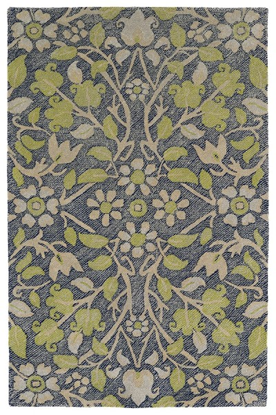 Navy, Shale Grey, Lime Green, Oatmeal (22) Outdoor / Indoor Area Rug