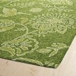 Product Image of Green, Spring Green, Lime, Lemon (50) Outdoor / Indoor Area Rug