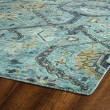 Product Image of Blue (17) Bohemian Area Rug