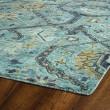 Product Image of Blue (17) Bohemian Area Rug