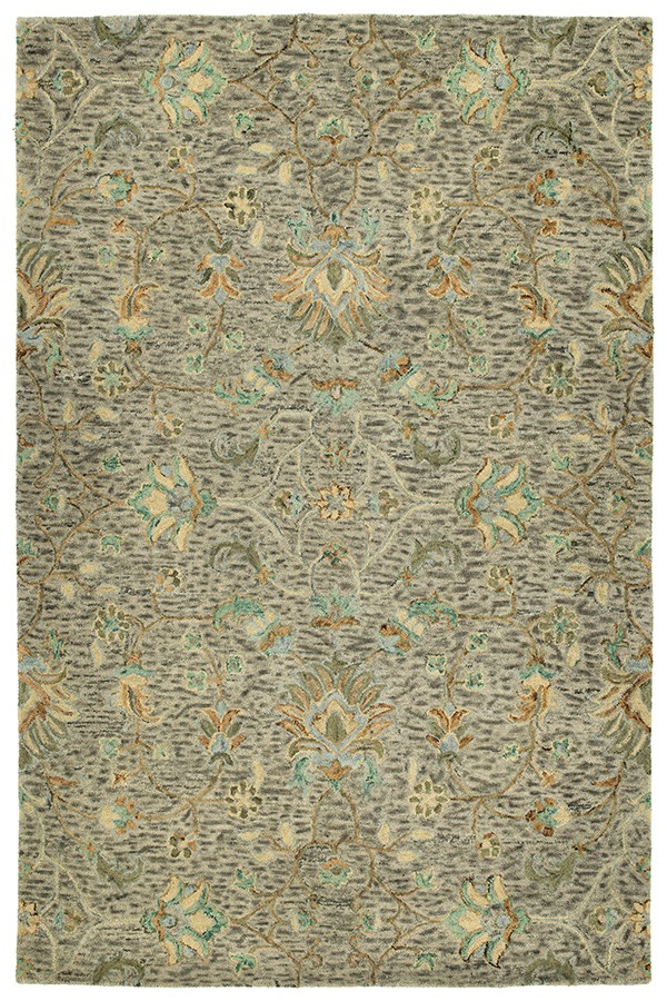 Taupe (27) Traditional / Oriental Area Rug
