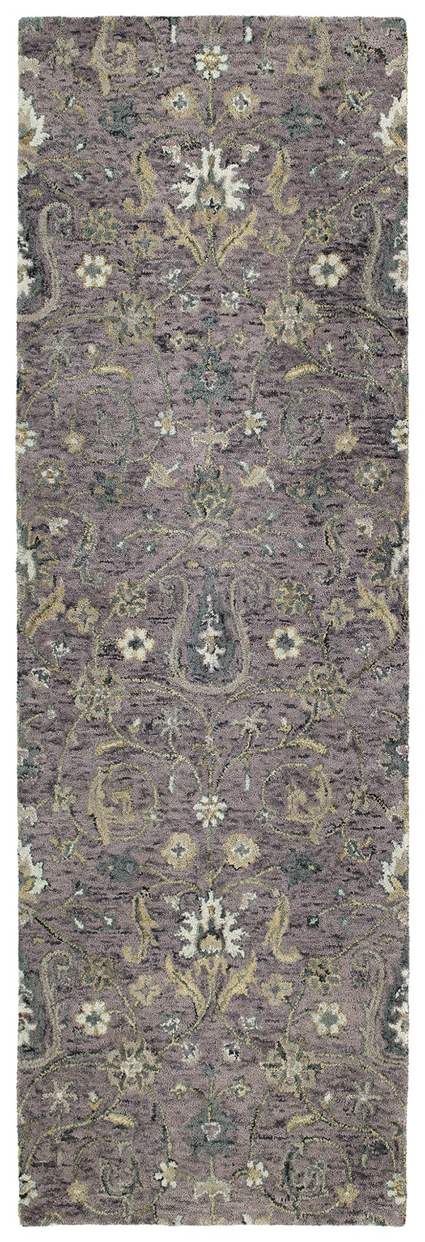 Lilac (90) Traditional / Oriental Area Rug