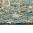 Product Image of Pewter Green, Grey, Taupe (102) Traditional / Oriental Area Rug