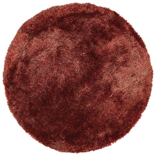 Cinnamon (55) Shag Area Rug