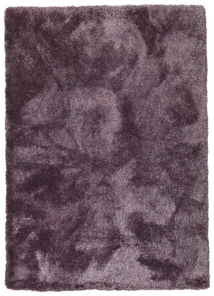 Lilac (90) Shag Area Rug