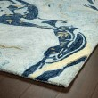 Product Image of Blue (17) Contemporary / Modern Area Rug