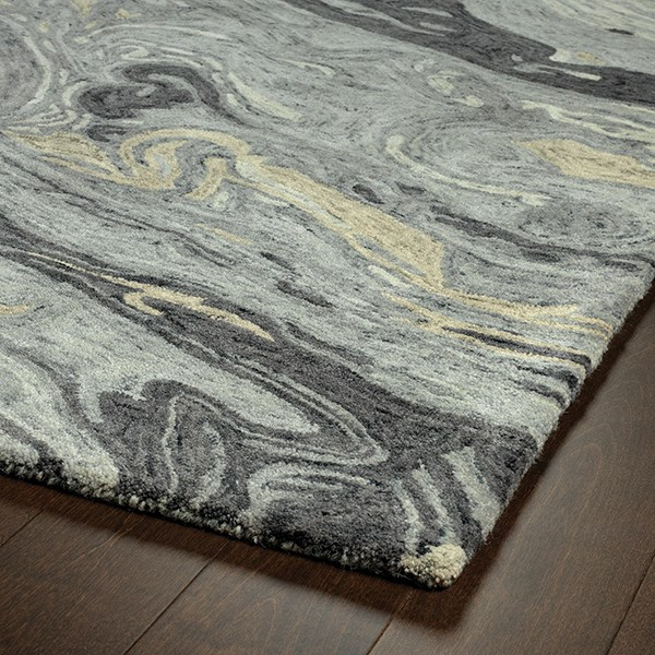 Graphite (68) Contemporary / Modern Area Rug