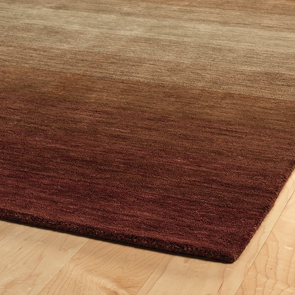 Wine (108) Transitional Area Rug