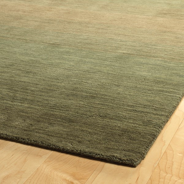 Green (50) Transitional Area Rug