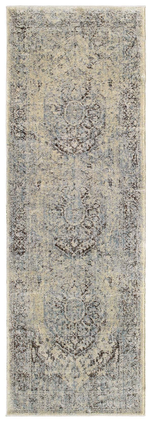 Spa (56) Vintage / Overdyed Area Rug