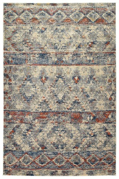 Linen (42) Southwestern / Lodge Area Rug