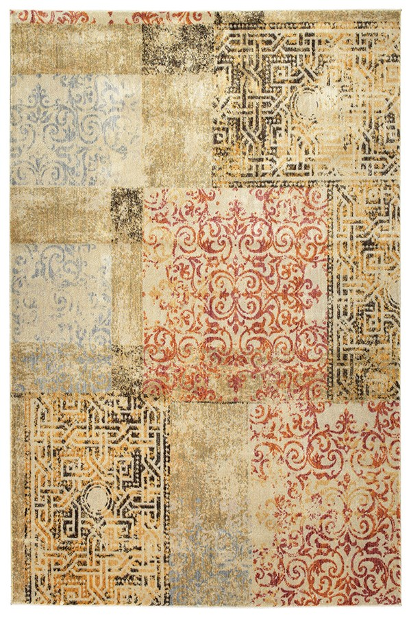 Linen (86) Vintage / Overdyed Area Rug
