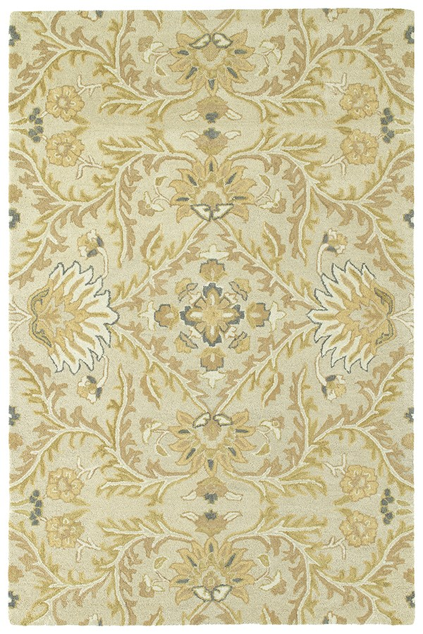 Ivory (01) Traditional / Oriental Area Rug