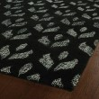 Product Image of Black (02) Contemporary / Modern Area Rug