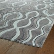 Product Image of Grey (75) Contemporary / Modern Area Rug
