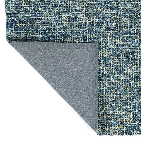 Denim, Copper, Linen (10) Casual Area Rug