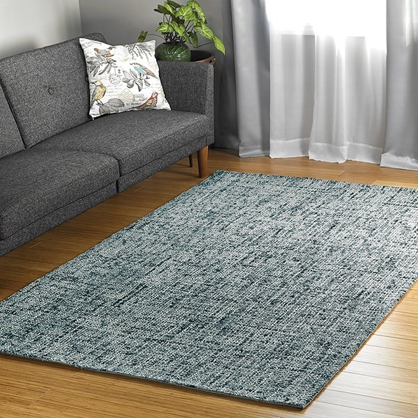Graphite, Silver, Charcoal (68) Casual Area Rug