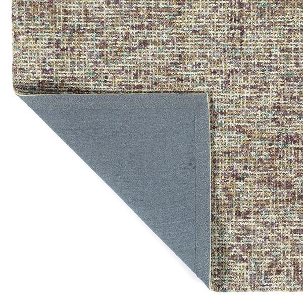 Aubergine, Plum, Khaki (65) Casual Area Rug