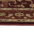 Product Image of Burgundy, Black, Sage (04) Traditional / Oriental Area Rug