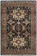 Product Image of Traditional / Oriental Navy, Paprika, Brown (22) Area Rug