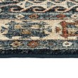 Product Image of Blue, Brown, Gold (17) Traditional / Oriental Area Rug