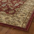 Product Image of Burgundy, Cream, Black (04) Traditional / Oriental Area Rug