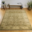 Product Image of Sage, Cream, Brown (59) Traditional / Oriental Area Rug