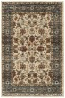 Product Image of Cream, Blue, Paprika (09) Traditional / Oriental Area Rug
