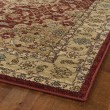 Product Image of Burgundy, Sage, Cream (04) Traditional / Oriental Area Rug