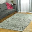 Product Image of Silver, Linen, Charcoal (77) Rustic / Farmhouse Area Rug