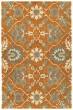 Product Image of Outdoor / Indoor Orange, Cream, Sage (89) Area Rug
