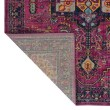 Product Image of Pink, Plum, Gold (92) Outdoor / Indoor Area Rug