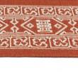 Product Image of Orange, Ivory Outdoor / Indoor Area Rug