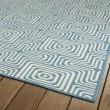 Product Image of Light Blue, Ivory (79) Outdoor / Indoor Area Rug